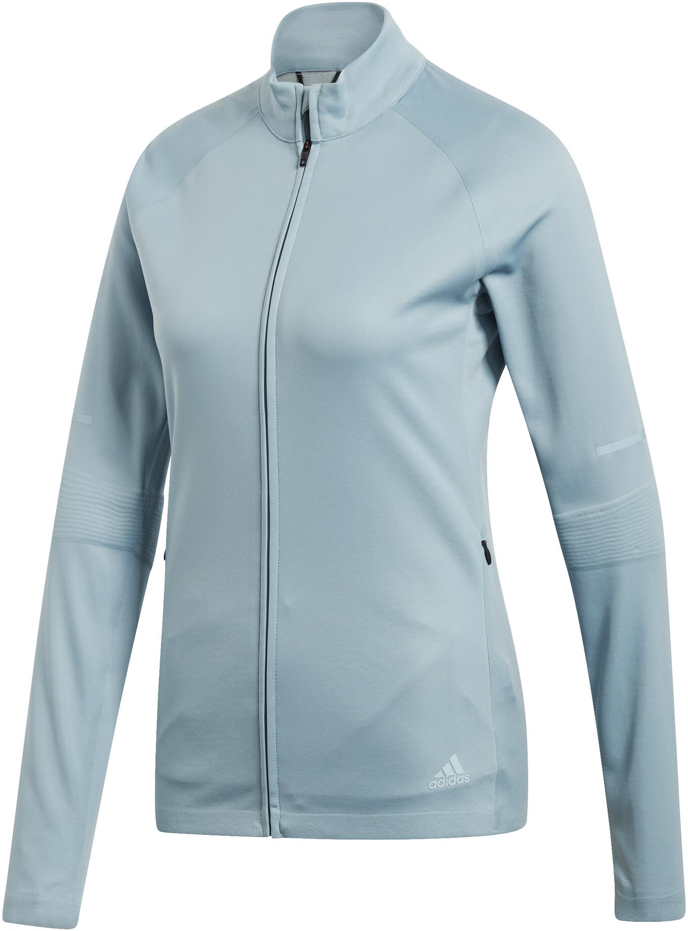29a65865ef adidas PHX - Veste course à pied Femme - bleu - Boutique de vélos en ...